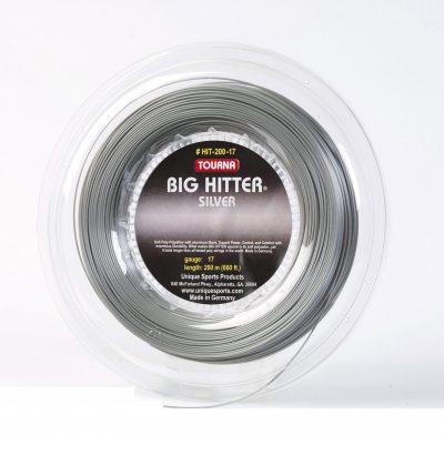 BH silver reel