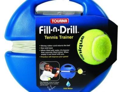 fill n drill tennis trainer