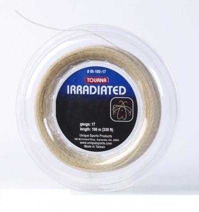 Irradiated reel