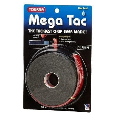 mega tac 10 grip black