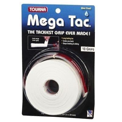 mega tac 10 white
